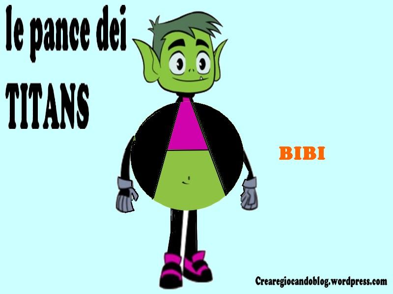 Teen Titans Go Le Mostro Pance Dei Titans Gioco E Disegno