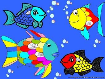Libro Il Pesce Arcobaleno Piu Lavoretto Da Fare Crearegiocando